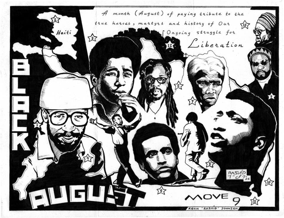 memorating political prisoners during black august ge ia 1970s Movies memorating political prisoners during black august ge ia public broadcasting