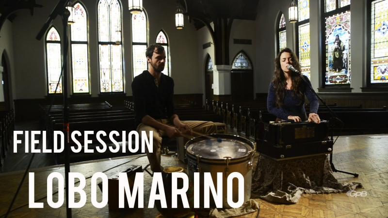 Lobo Marino in session in Newton Chapel on the campus of Mercer University.