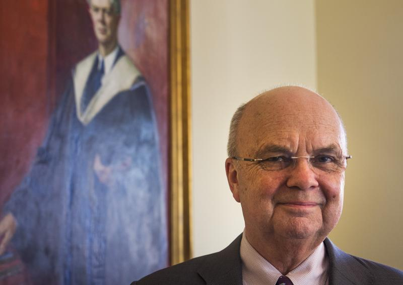 In his career in espionage, Michael Hayden ran both the NSA and the CIA. He says for students bent on a life of international leadership, it's best to embrace ambiguity.