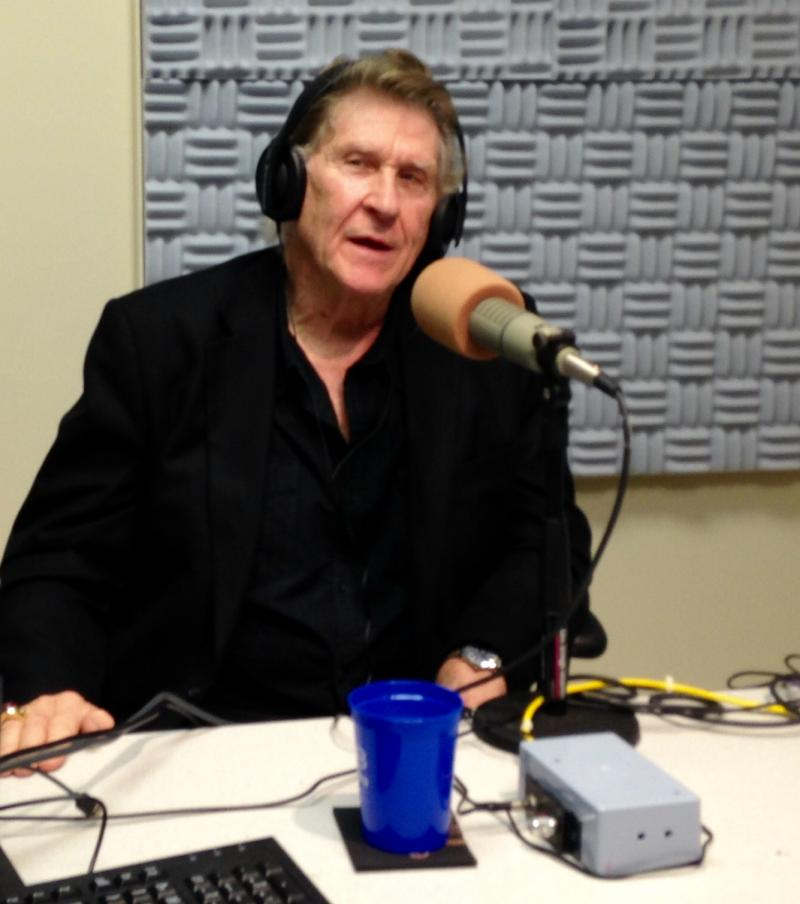 Famous baritone Sherrill Milnes in our GPB Savannah studio.