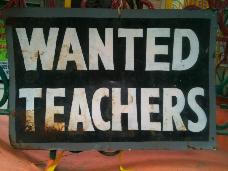 Georgia needs more teachers