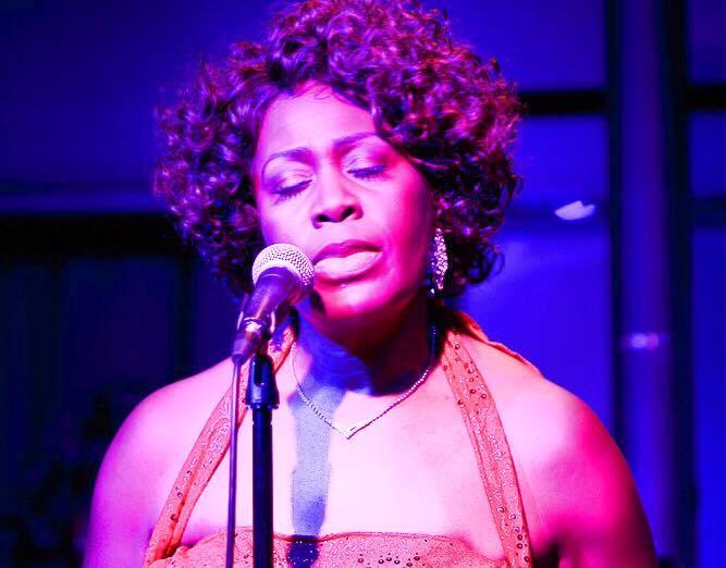 Atlanta jazz singer Chandra Currelley