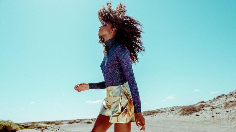 Corinne Bailey Rae's new album, The Heart Speaks In Whispers, comes out May 13.