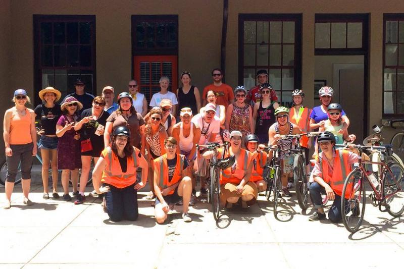 Celebrate women's cycling on the global ride known as CycloFemme
