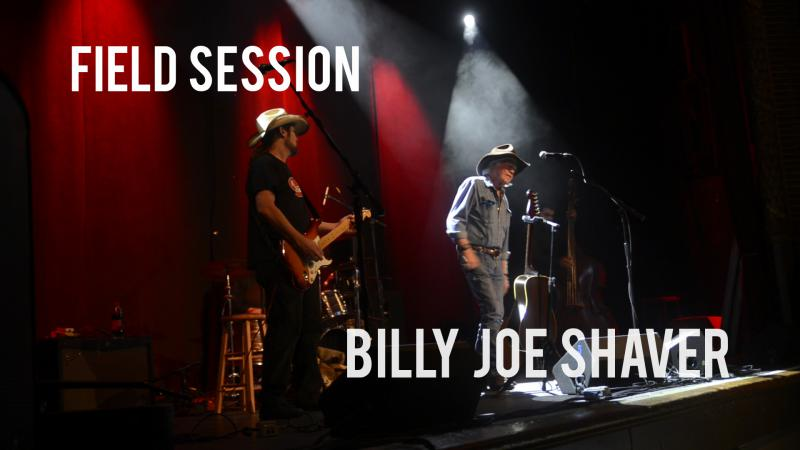 Billy Joe Shaver at Capitol Theatre