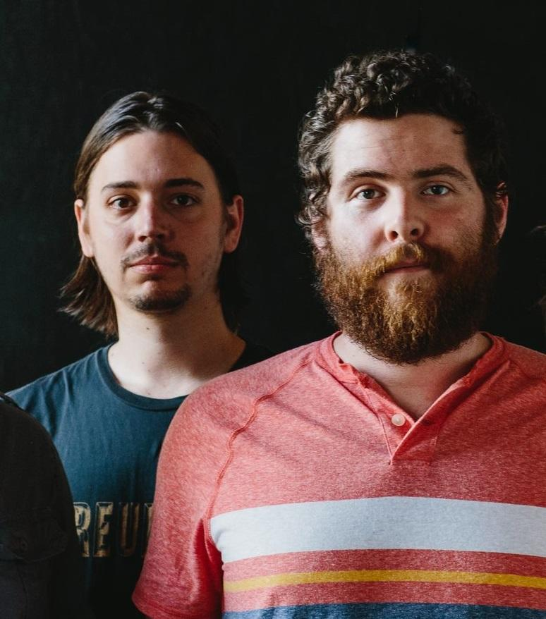 Robert McDowell and Andy Hull of the Atlanta-based group, Manchester Orchestra.