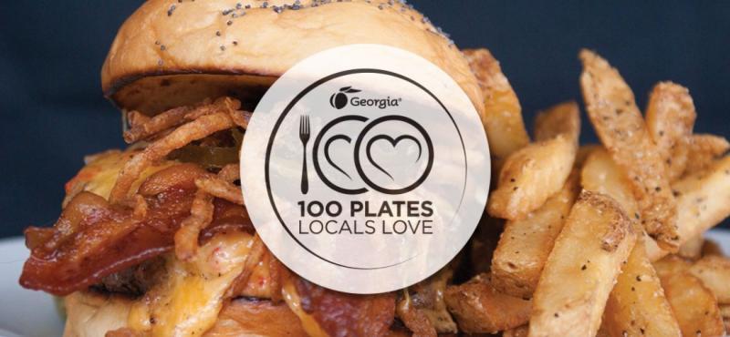 100 Plates Locals Love