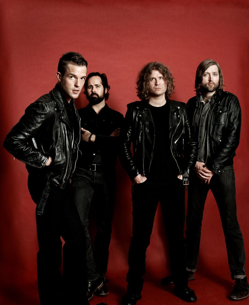 The Killers are headlining this year's Music Midtown festival.