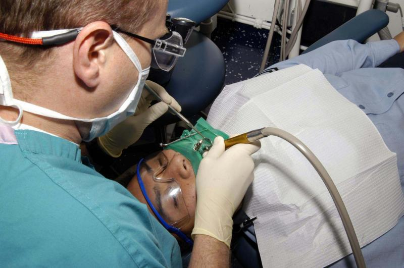 Dental care can be hard to find in Georgia, which has the second-lowest number of dentists per capita in the US.