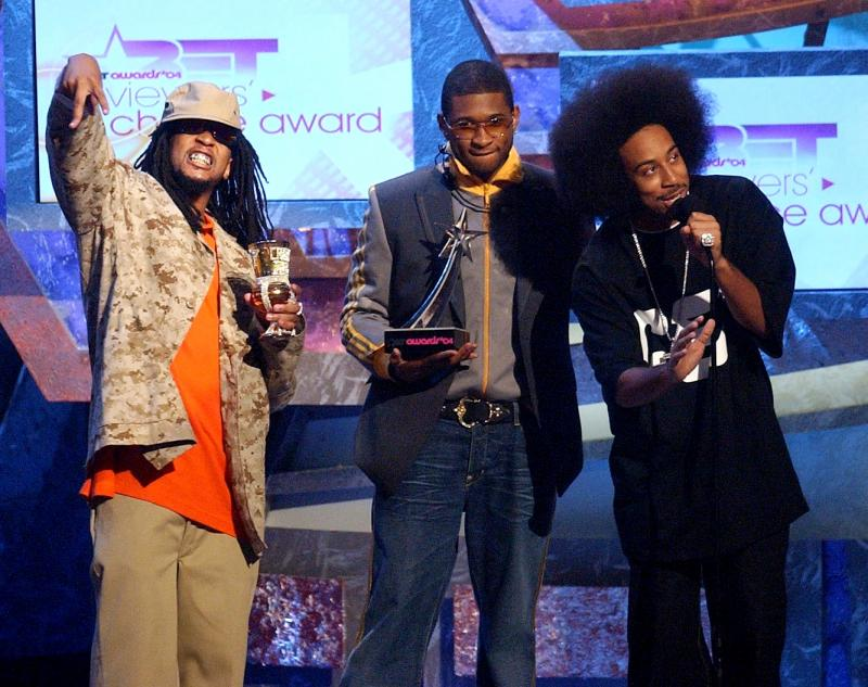 Lil Jon, Usher and Ludacris