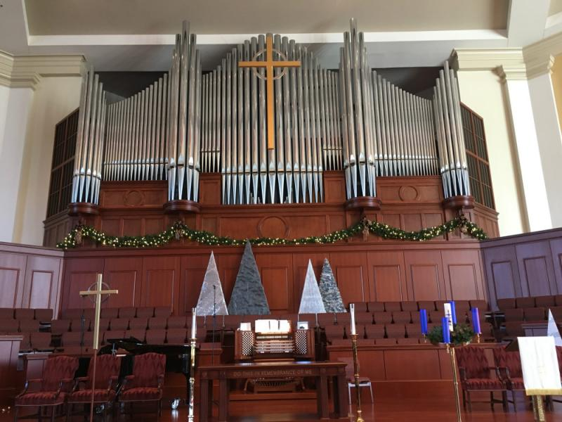A Pipe Organ Silenced By The 9/11 Attacks Has A New Home ...