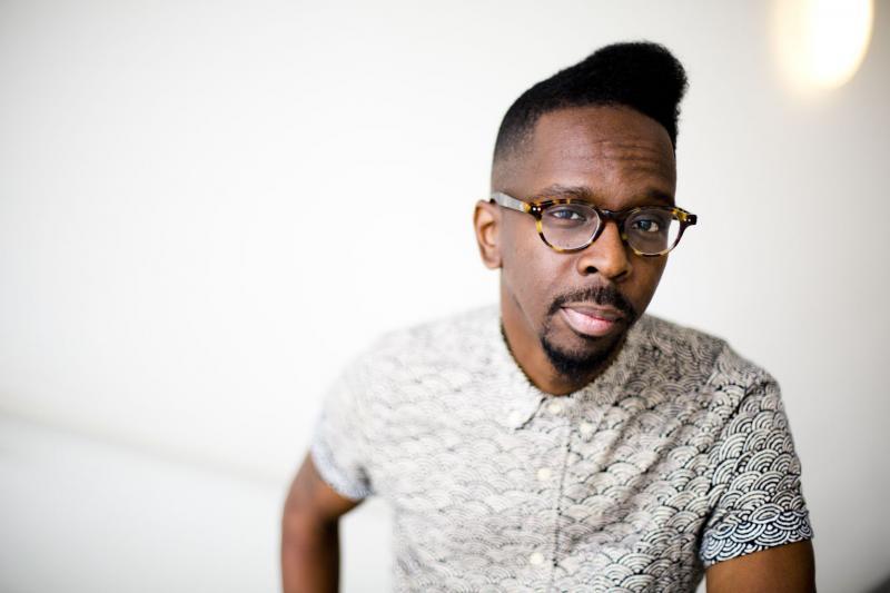 Atlanta-based artist Fahamu Pecou