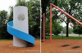 Isamu Noguchi Playscape, Piedmont Park