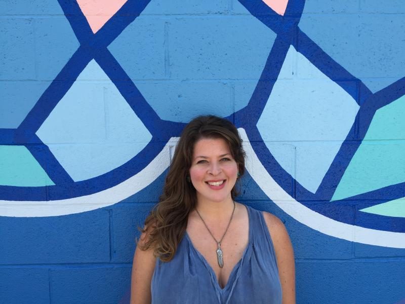Atlanta-based artist Molly Rose Freeman