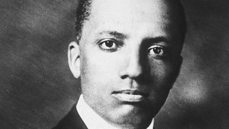 Historian Carter Woodson is known as the father of Black History Month.