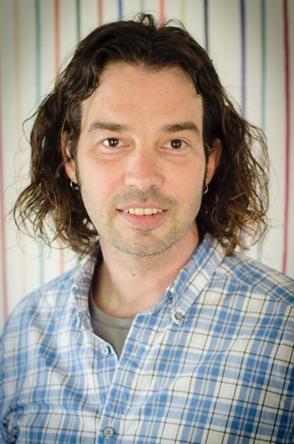 Atlanta-based artist Scott Ingram