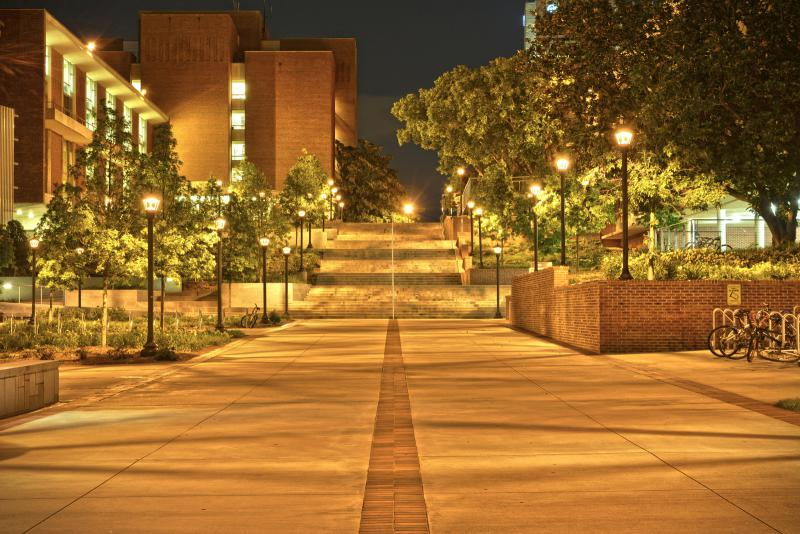 Georgia Tech Walkway