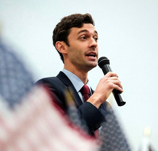 Democratic congressional candidate Jon Ossoff is running for the Sixth District Congressional seat previously held by Tom Price.