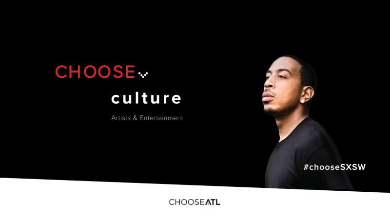 Atlanta-based rapper Ludacris will be part of this weekend's ChooseATL experience at the South By Southwest music festival.