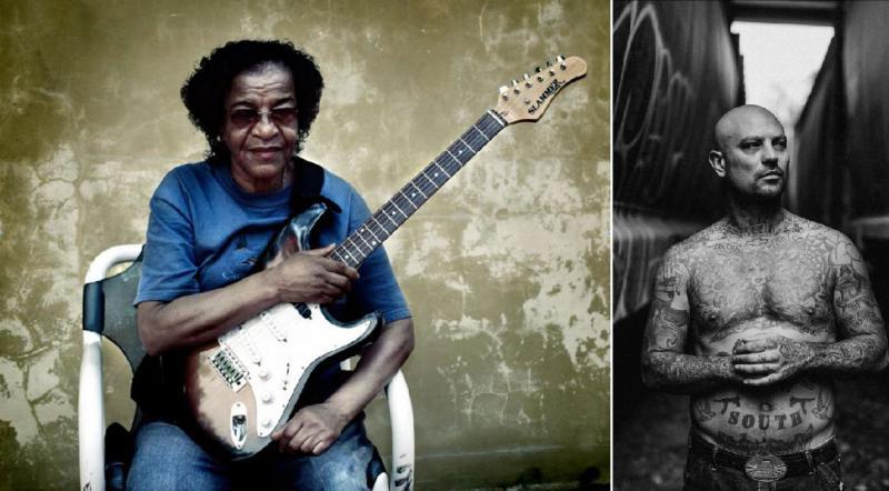 "Beverly ""Guitar"" Watkins; Dax Rudnack"