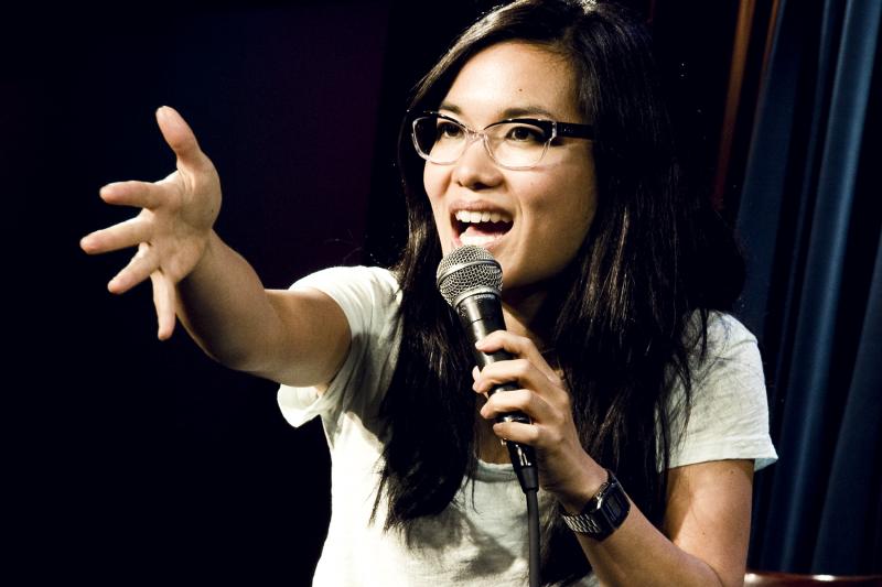 Comedian Ali Wong