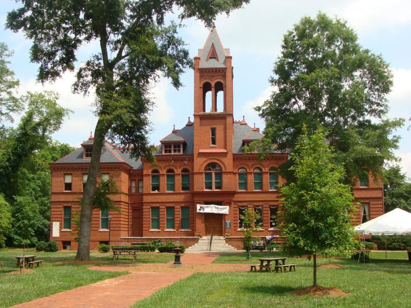 The Madison-Morgan Cultural Center