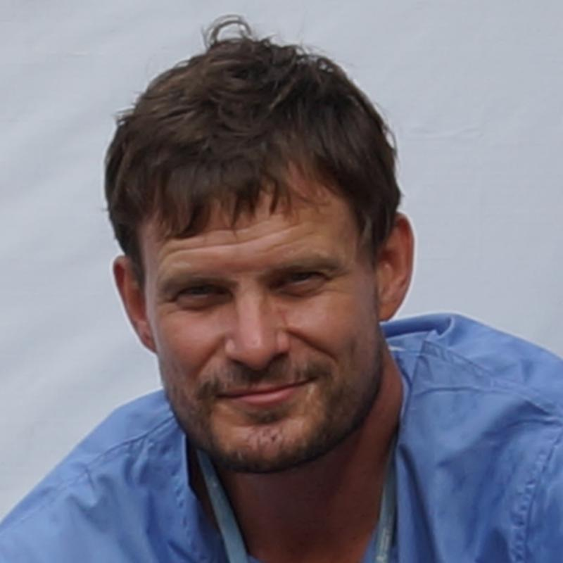 Dr. Ian Crozier