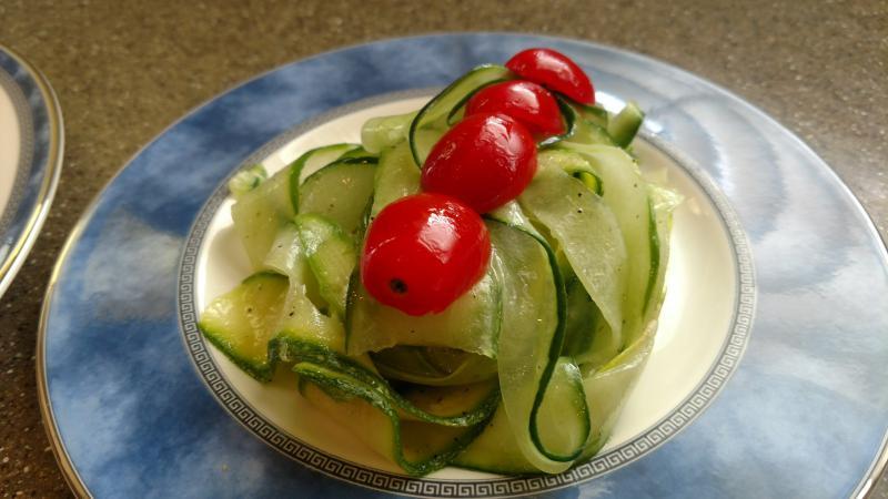 Jasmine Stewart also created this salad.