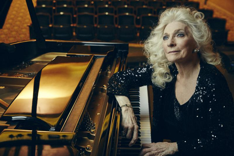 Singer Judy Collins looks back at more than a half century of making hits.