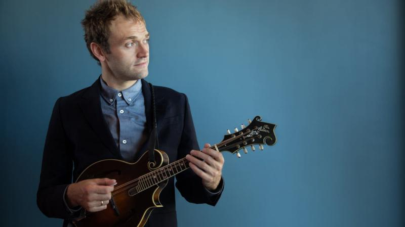 "Musician Chris Thile took over hosting ""A Prairie Home Companion"" in October of 2016."