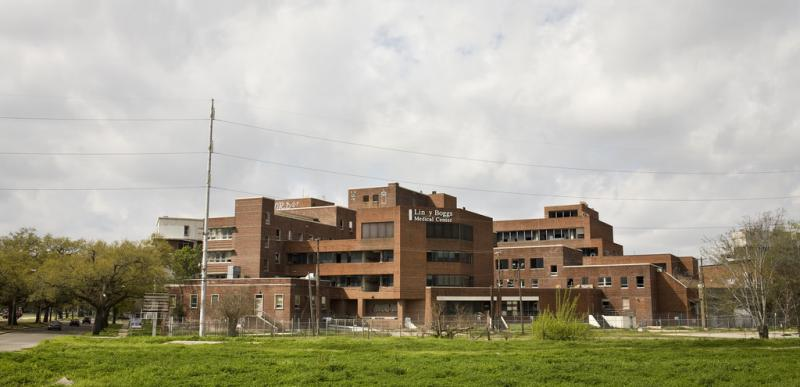 Lindy Boggs Medical Center