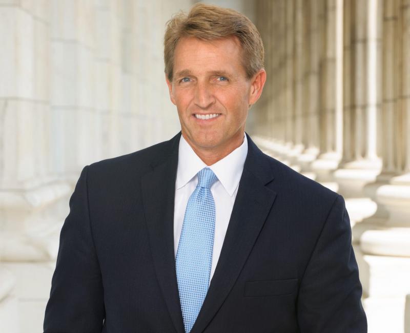Arizona Senator Jeff Flake