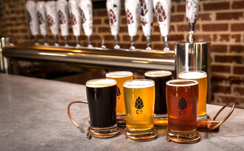 The new law will allow breweries and distilleries to sell alcohol directly to people