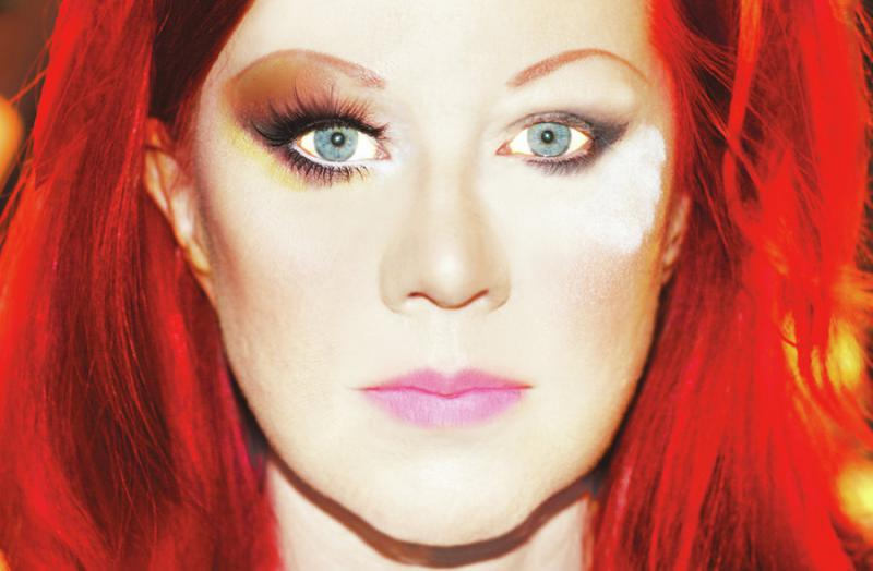 Kate Pierson is one of the founders of the Athens-based group, The B-52s