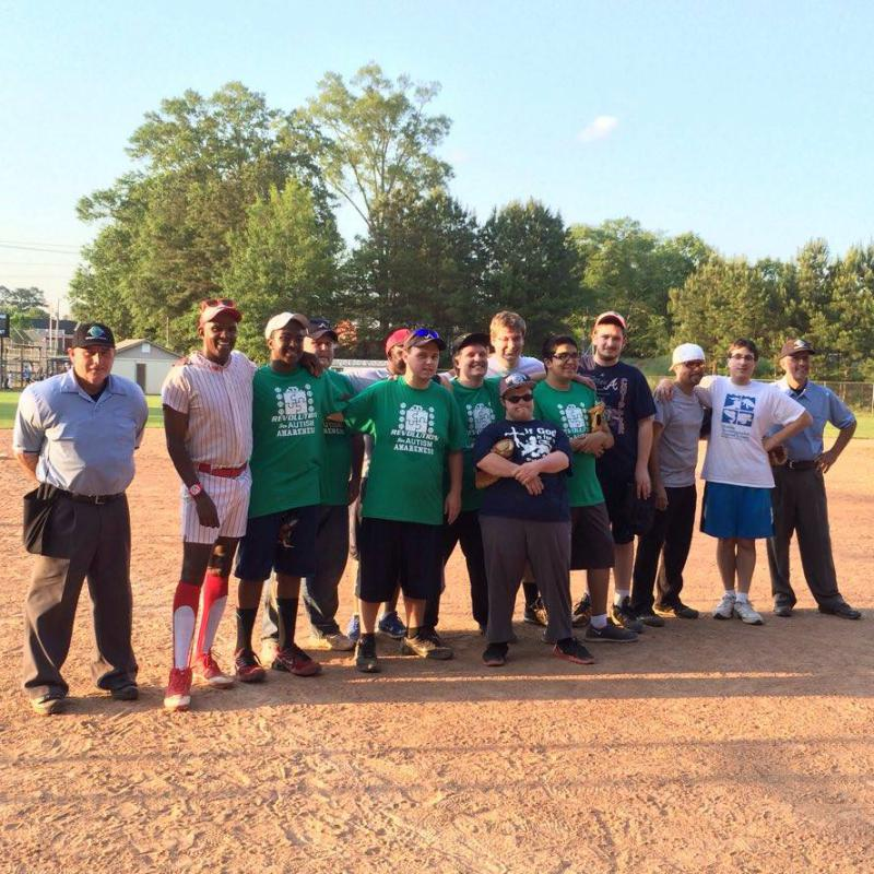 The Alternative Baseball Organization offers special needs players a chance to shine on the diamond.