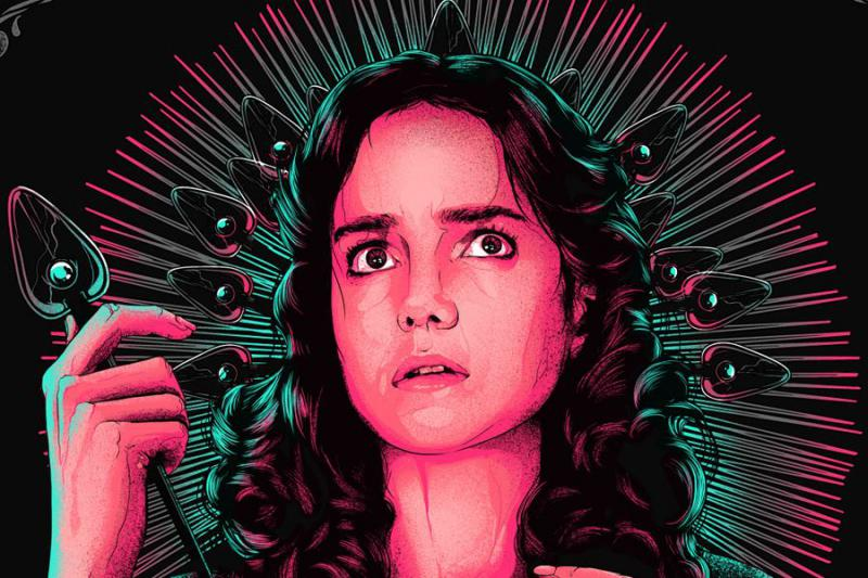 The horror classic Suspiria will play at the Lucas Theatre this weekend.