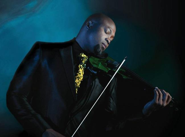 Atlanta-based violinist Ken Ford