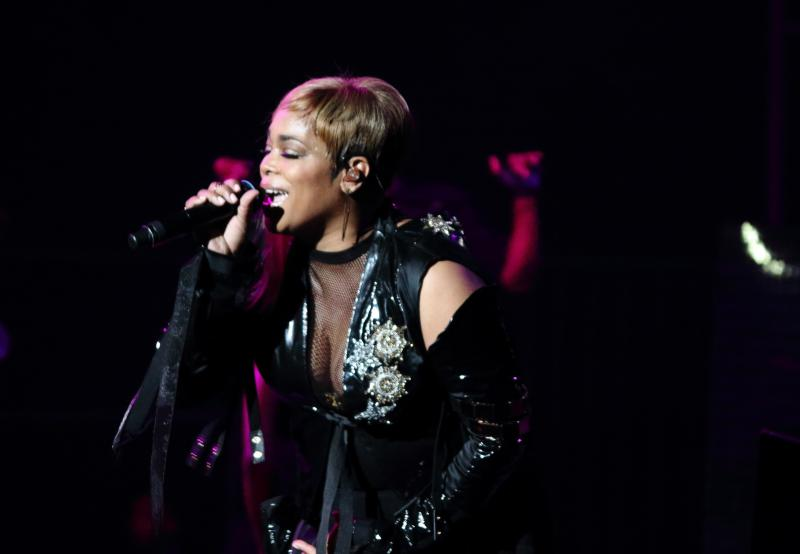 "Tionne ""T-Boz"" Watkins of TLC"