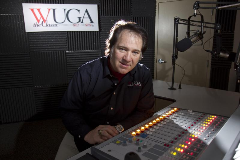 Chris Shupe, WUGA Program Director & Local Morning Edition Host