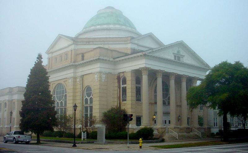 First Baptist Church in Augusta