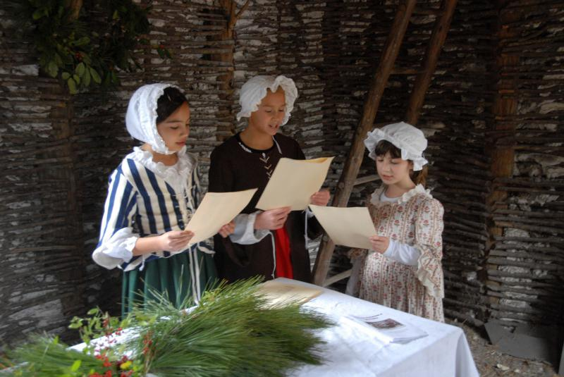 Have an old-fashioned holiday Saturday with Colonial Christmas at Wormsloe