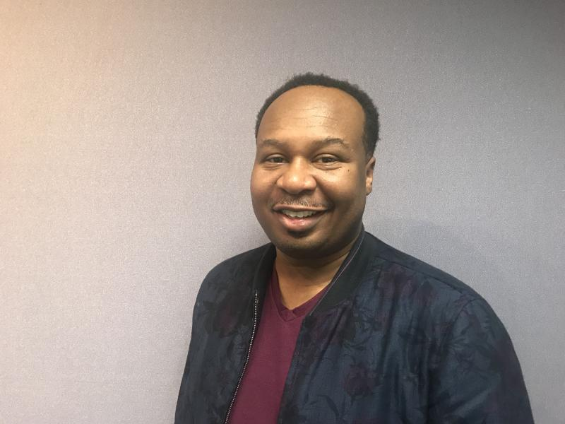 Comedian Roy Wood, Jr. is a correspondent for The Daily Show on Comedy Central.