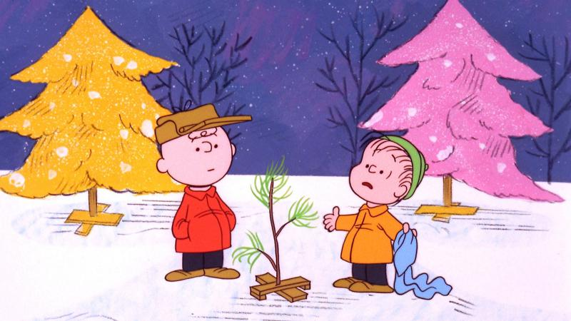 "The Coca-Cola Company in Atlanta commissioned 1965's ""Charlie Brown Christmas"" from Peanuts' creator Charles Schultz."