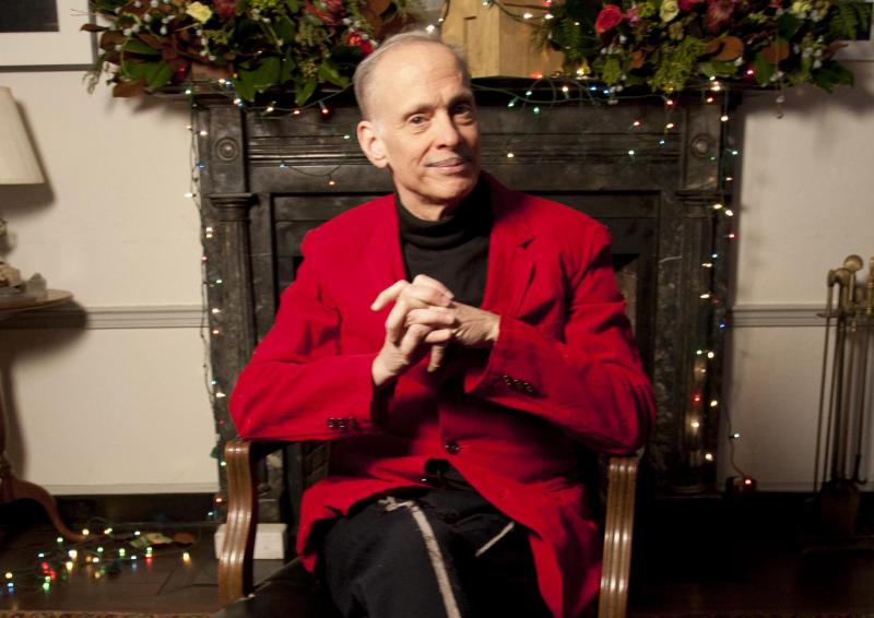 "John Waters is performing his one-man show, ""A John Waters Christmas"" on stages nationwide."
