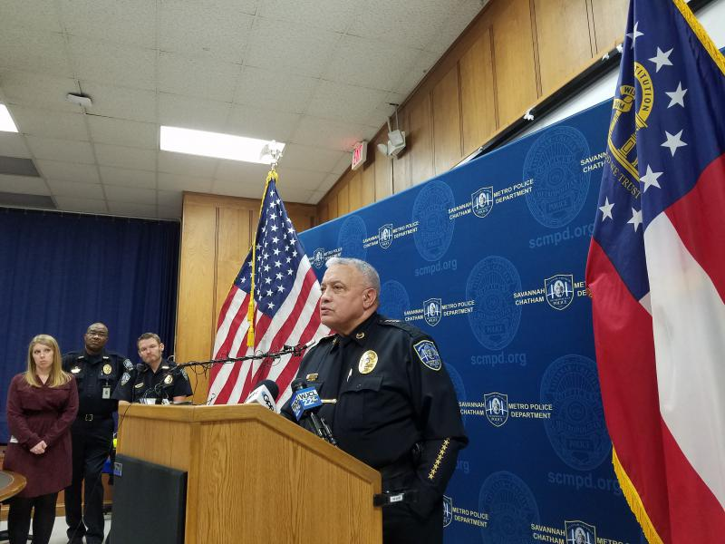 Savannah-Chatham Police Chief Jack Lumpkin discusses his coming departure and the de-merger of the joint police department