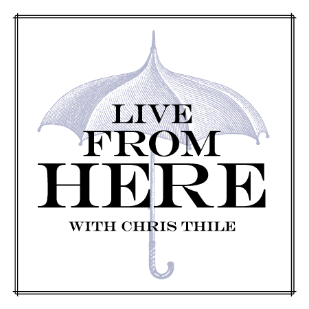 """Live from Here"" with Chris Thile"