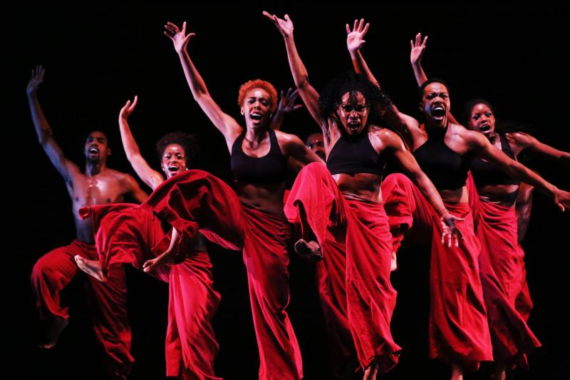 Dayton Contemporary Dance Company will perform Friday as part of the Savannah Black Heritage Festival.
