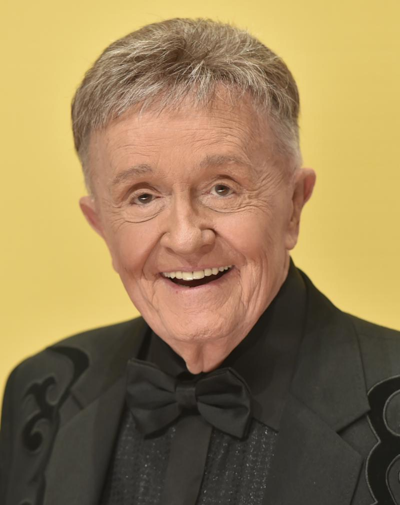 Bill Anderson arrives at the 50th annual CMA Awards at the Bridgestone Arena on Wednesday, Nov. 2, 2016, in Nashville, Tenn.
