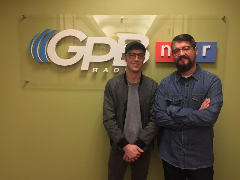 Payne Lindsey and Jason Hoch of 'Atlanta Monster'
