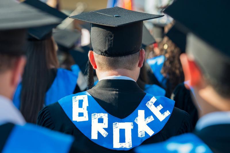 College Debt Worsens